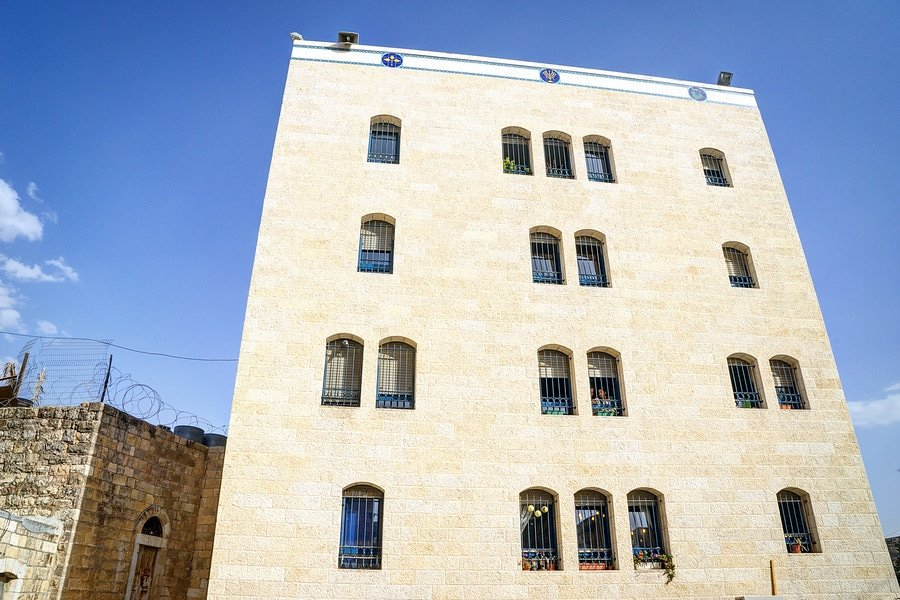 Hebron West Bank