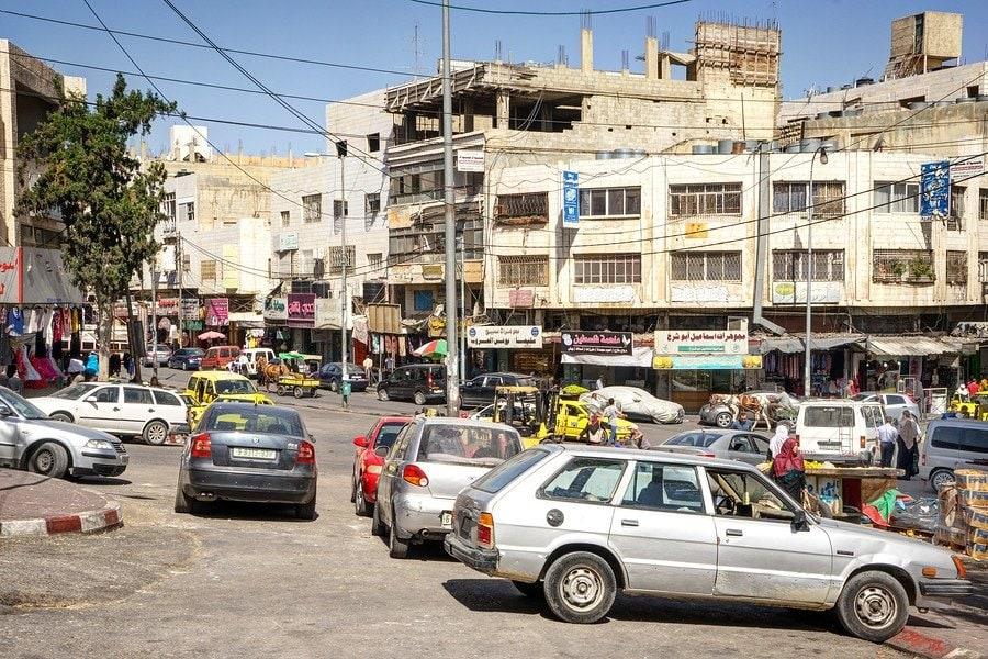 Old City Hebron
