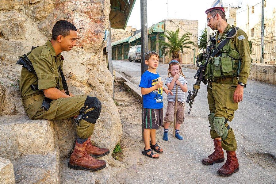 Hebron Jewish Settlers