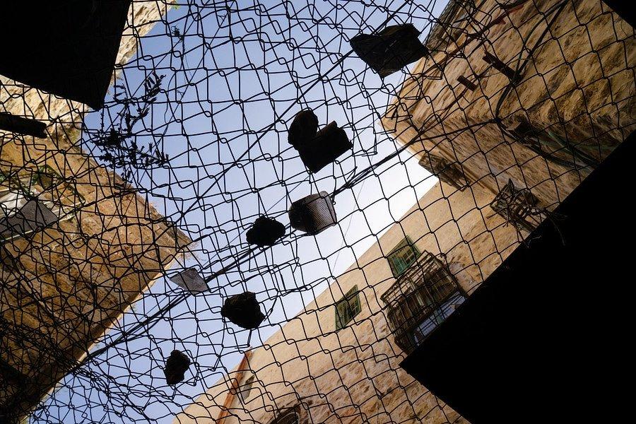 Hebron Market Fence