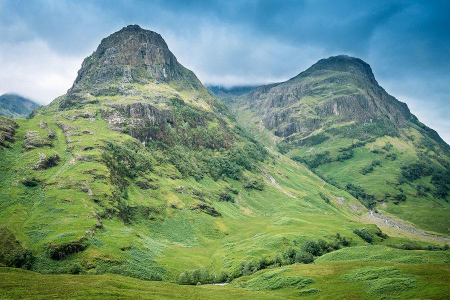 Three Sisters Peaks Highlands