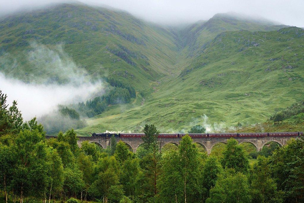 Hogwart's Express Scotland