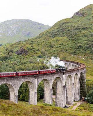 Highlands Train Tour