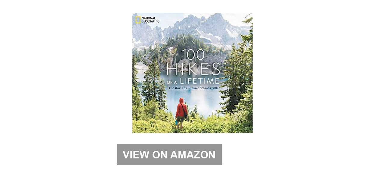 Hiking Travel Book