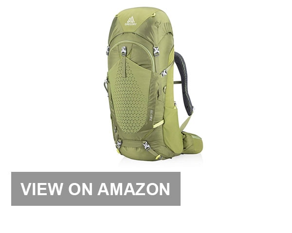 Gregory Mountain Zulu Hiking Backpack
