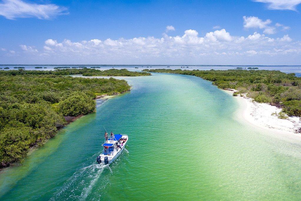 Isla Holbox Boat Trip