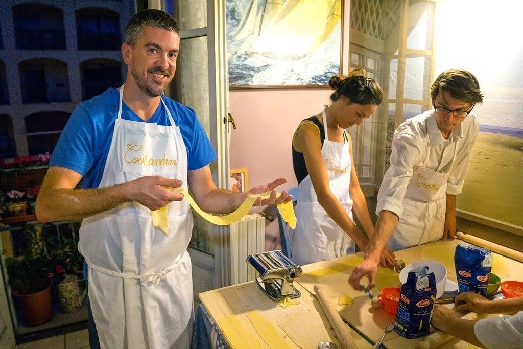 Handmade Pasta Italy