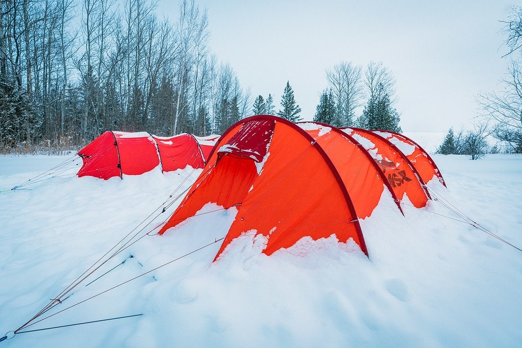Winter Camping Survival