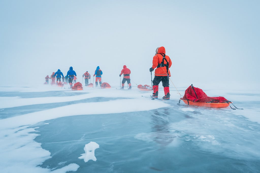 Winter Wise: Travel and Survival in Ice and Snow