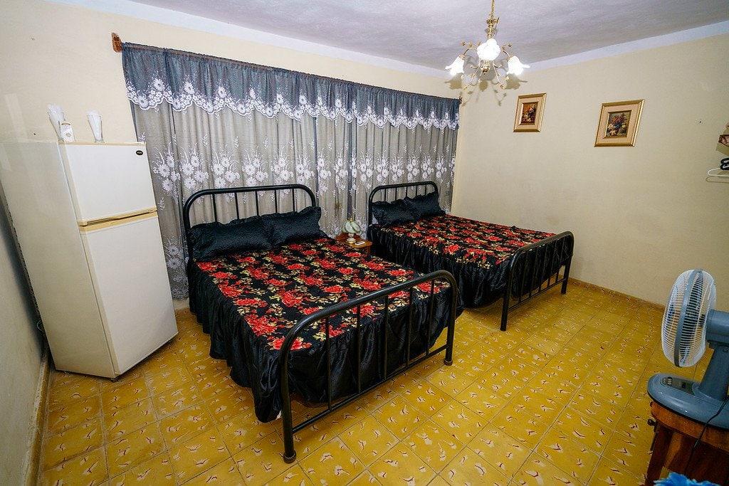 Casa Particular in Cuba