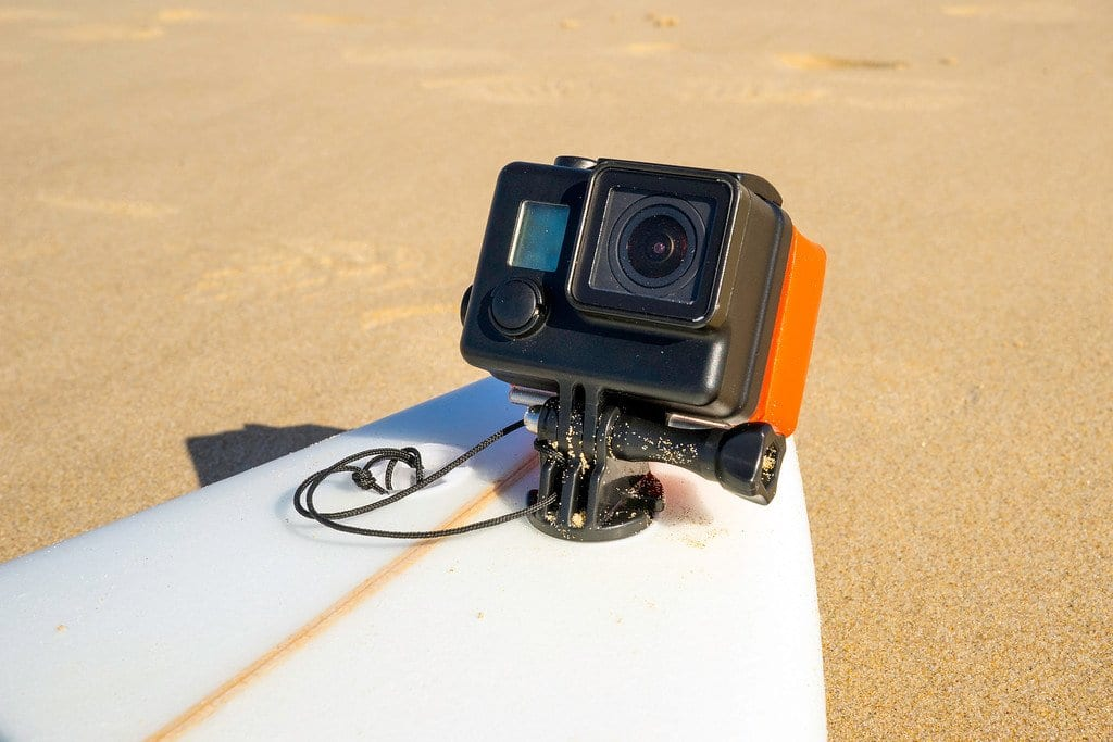 GoPro Accessories Surfing