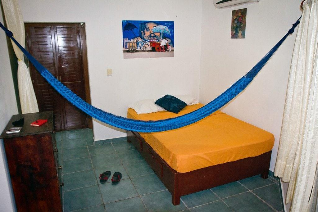 Inside Apartment Playa del Carmen Mexico