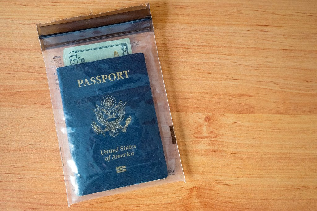 Waterproof Secret Travel Pocket