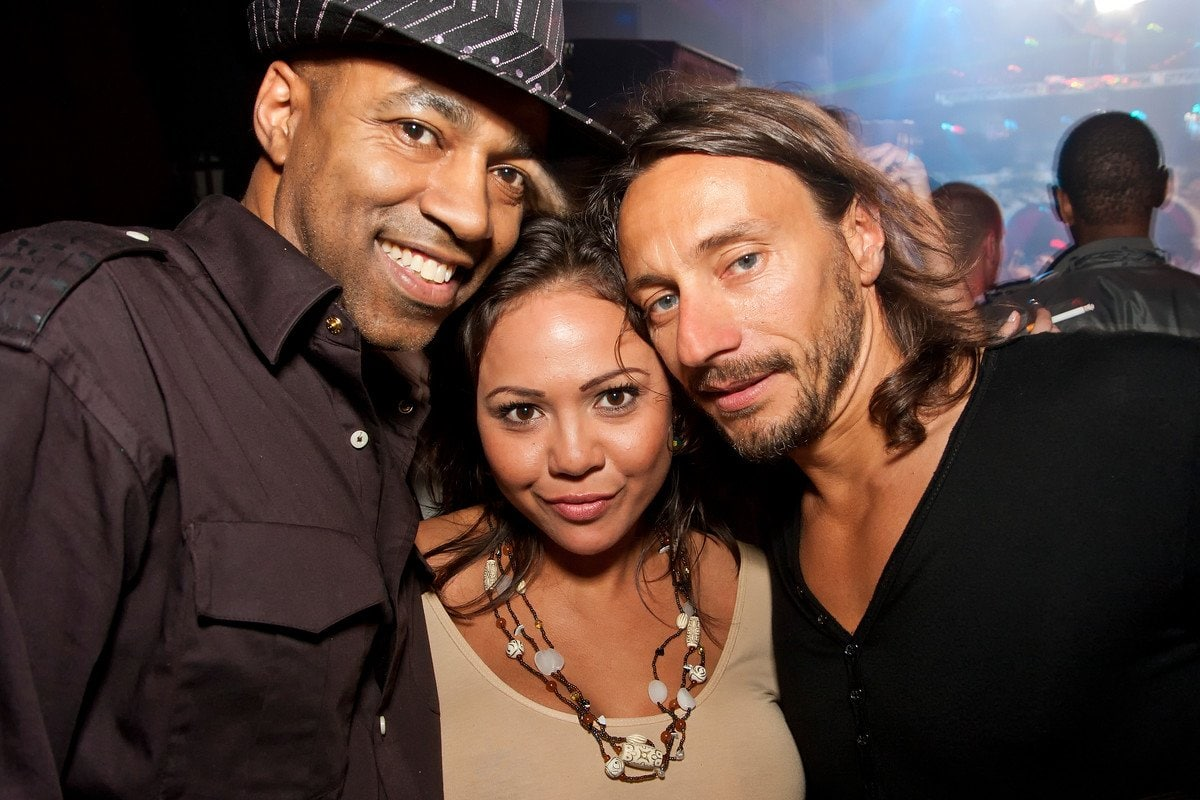Bob Sinclar Miami Nightlife