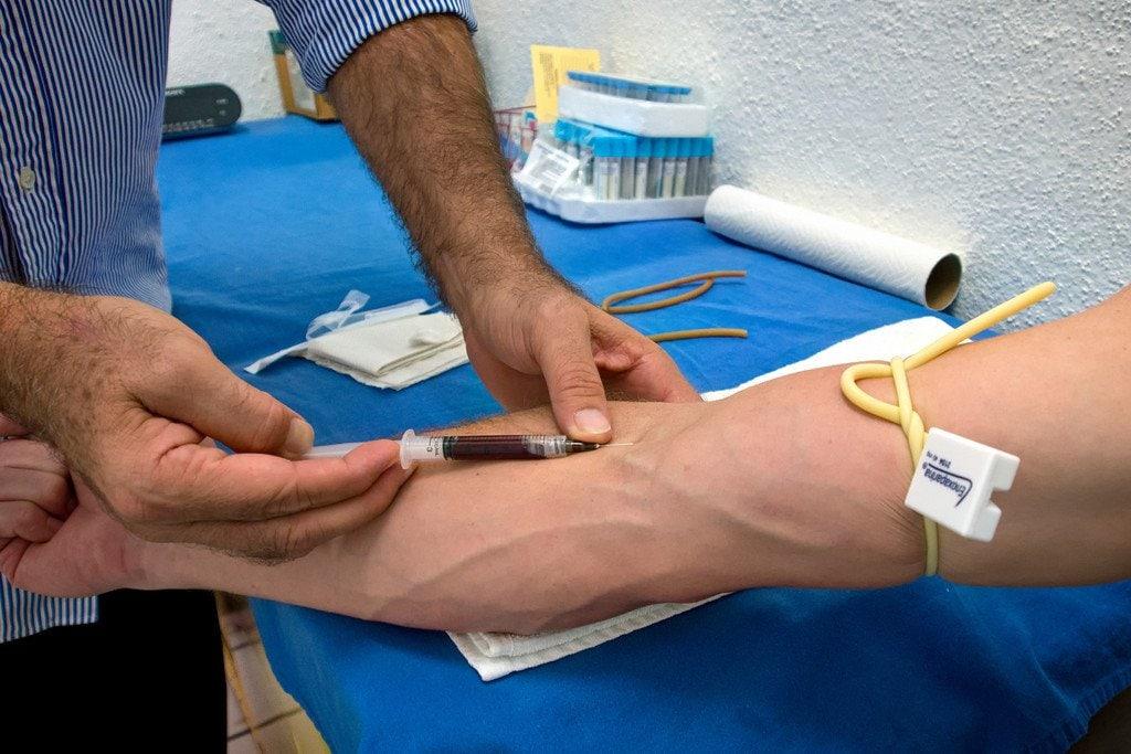 Dengue Fever Blood Test