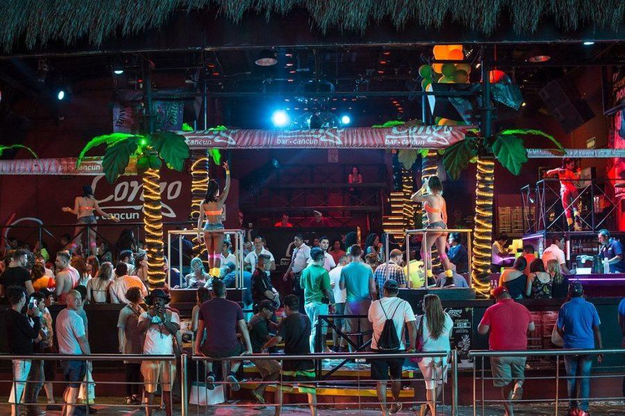 Nightlife in the Yucatan Peninsula