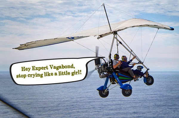 Flying Microlight South Africa