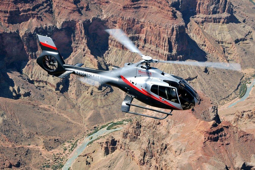 Maverick Helicopter Tour Vegas
