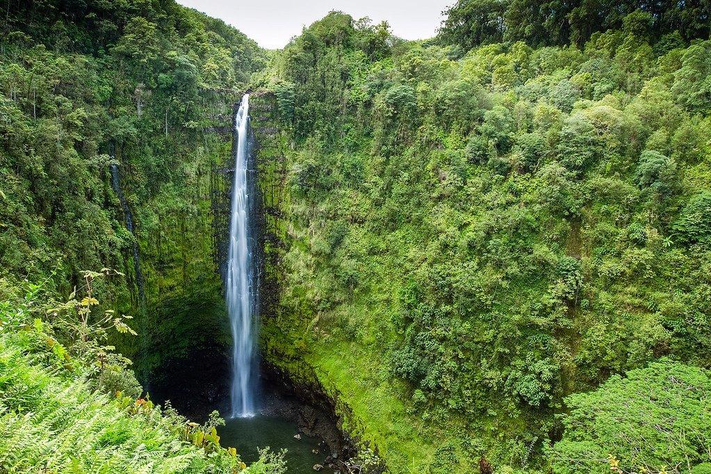 Big Island Waterfalls