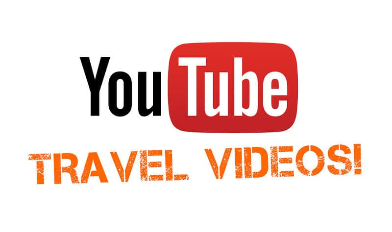 youtube travel videos