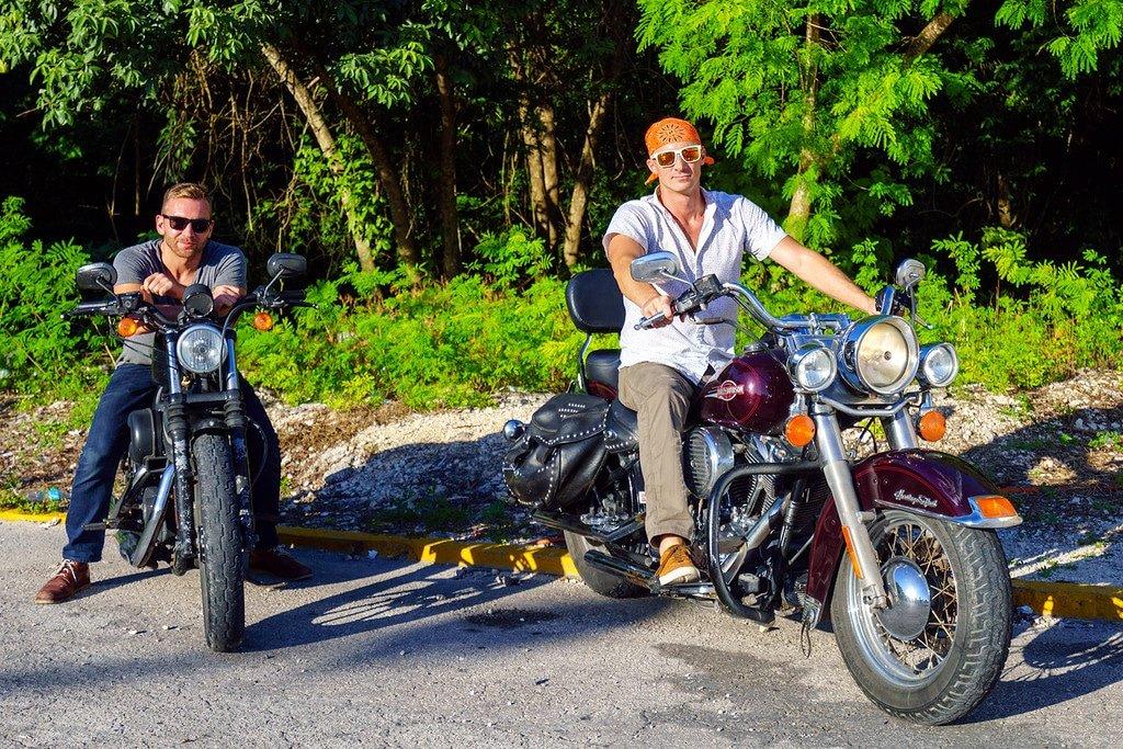 Motorcycle Road Trip Coba
