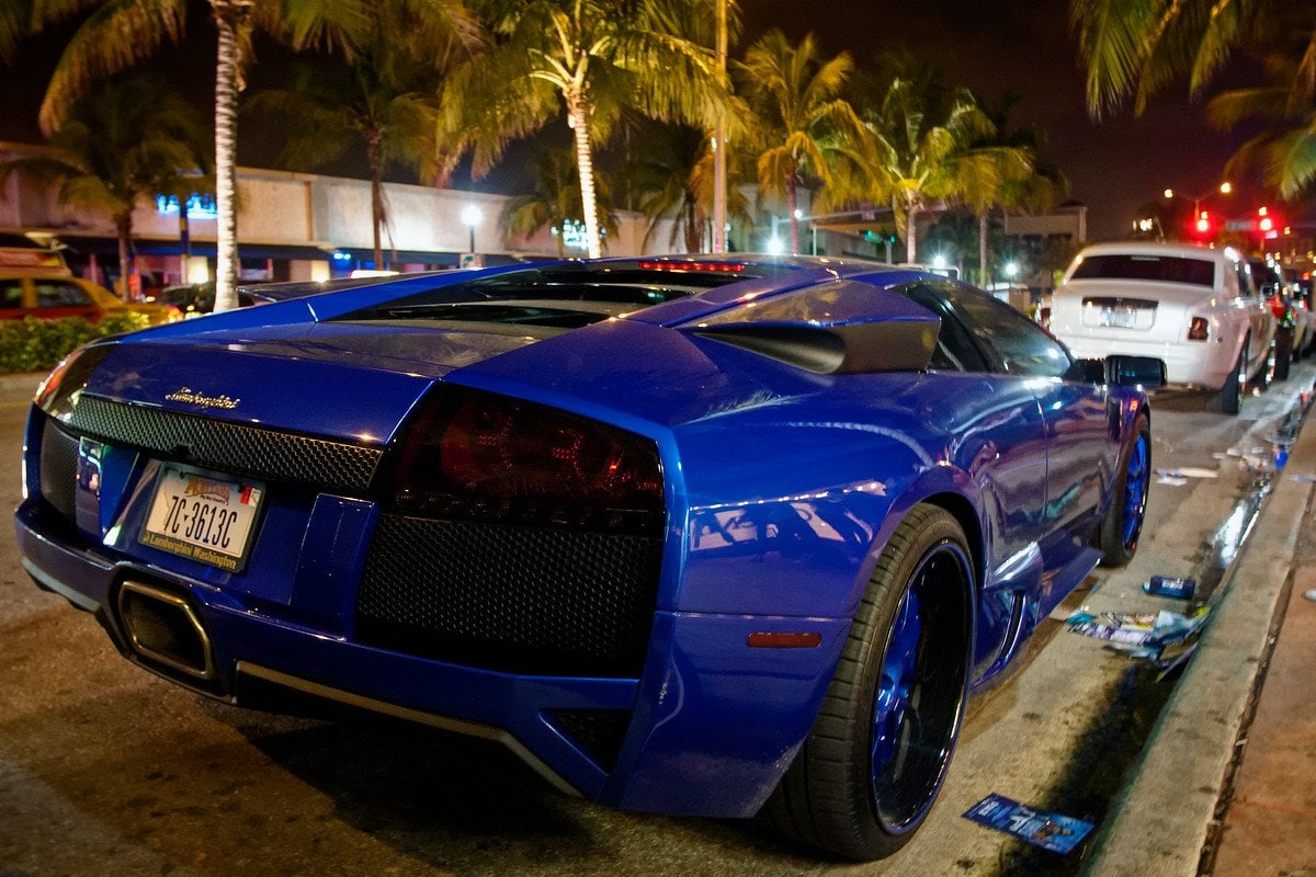 Lamborghini South Beach Miami