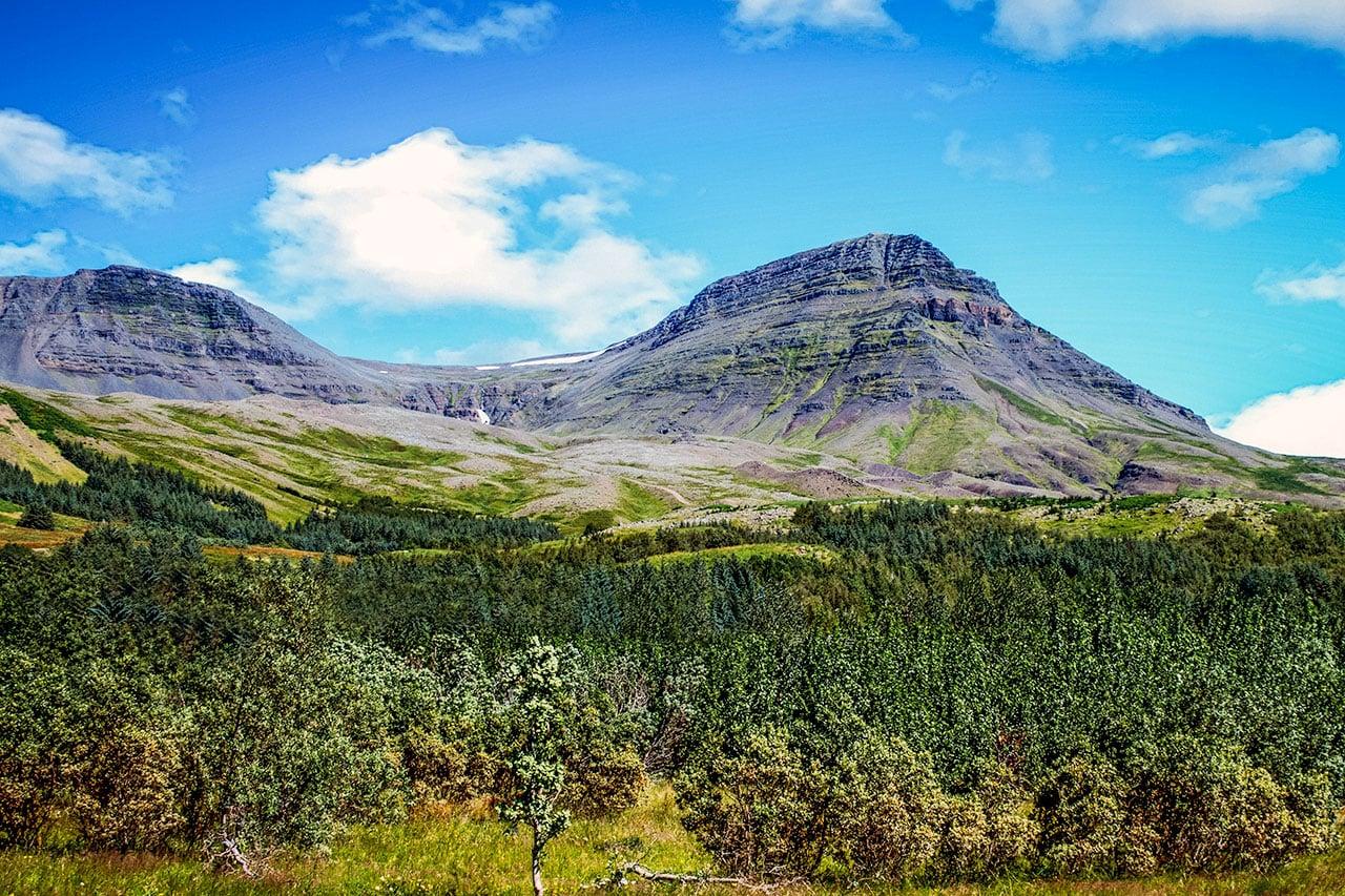 Esja Mountain