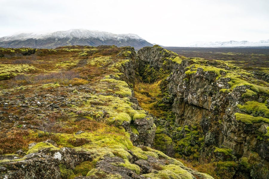 Thingvellir National Park Golden Circle