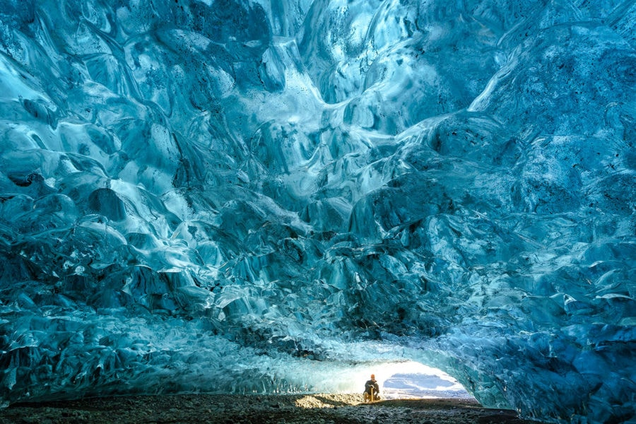 Ice Caves on the Ring Road
