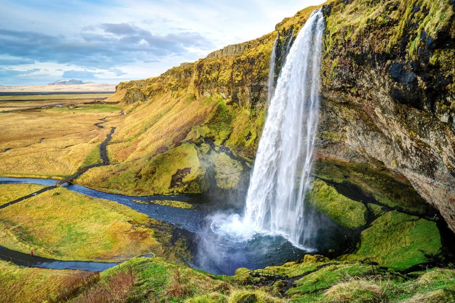 Seljalandsfoss Ring Road Iceland