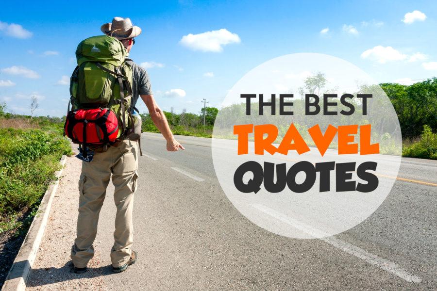 Best Travel Quotes List