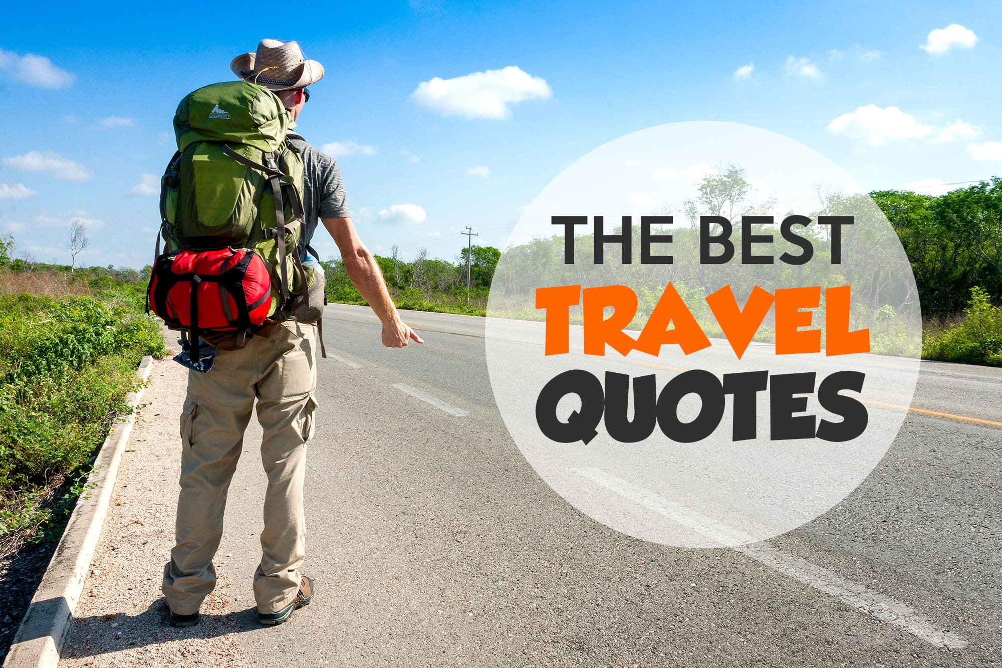 50 Best Travel Quotes With Images To Inspire Wanderlust