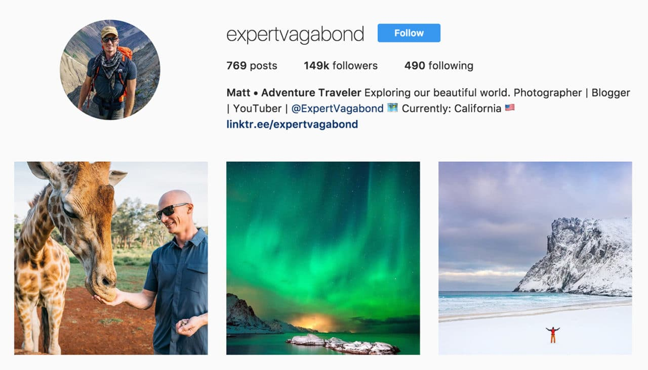 Travel Blogging Social Media Tips