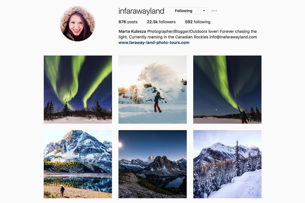 Travel with Marta on Instagram
