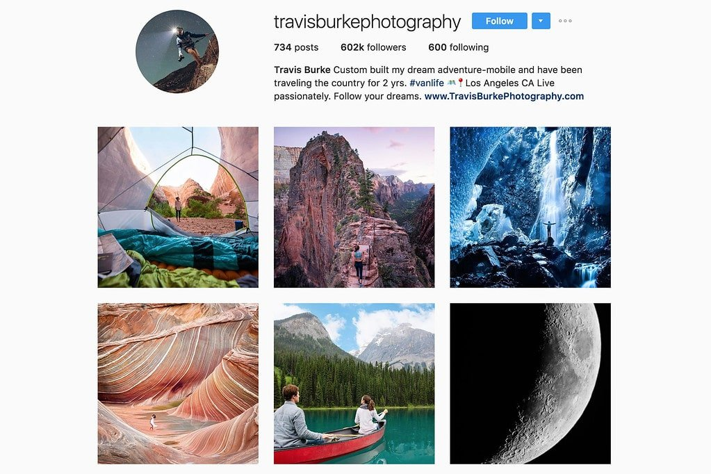 Travel with Travis on Instagram
