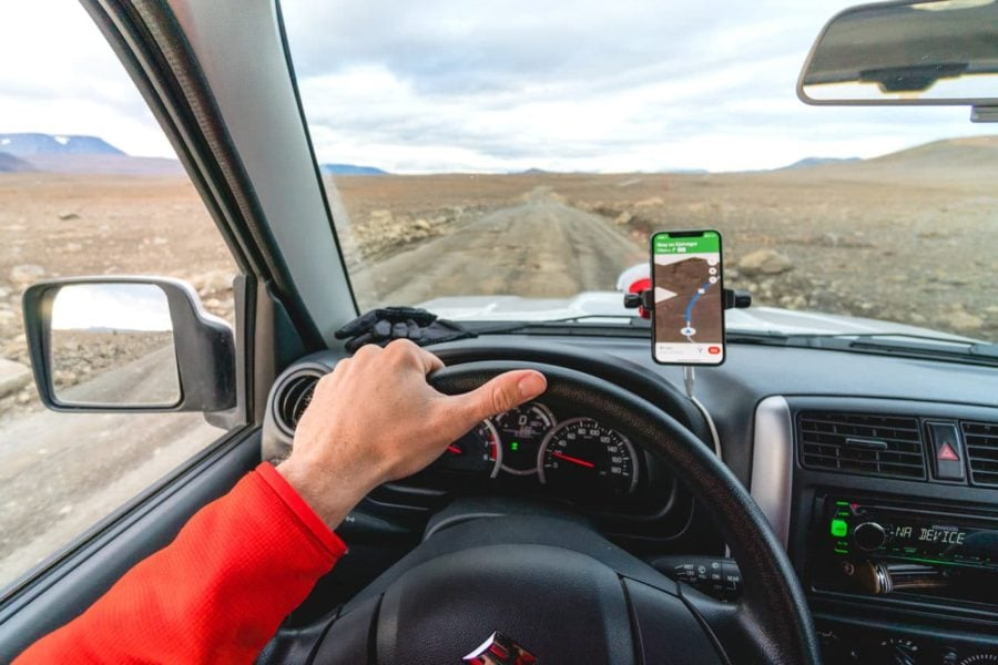 Driving Overseas with Cell Service