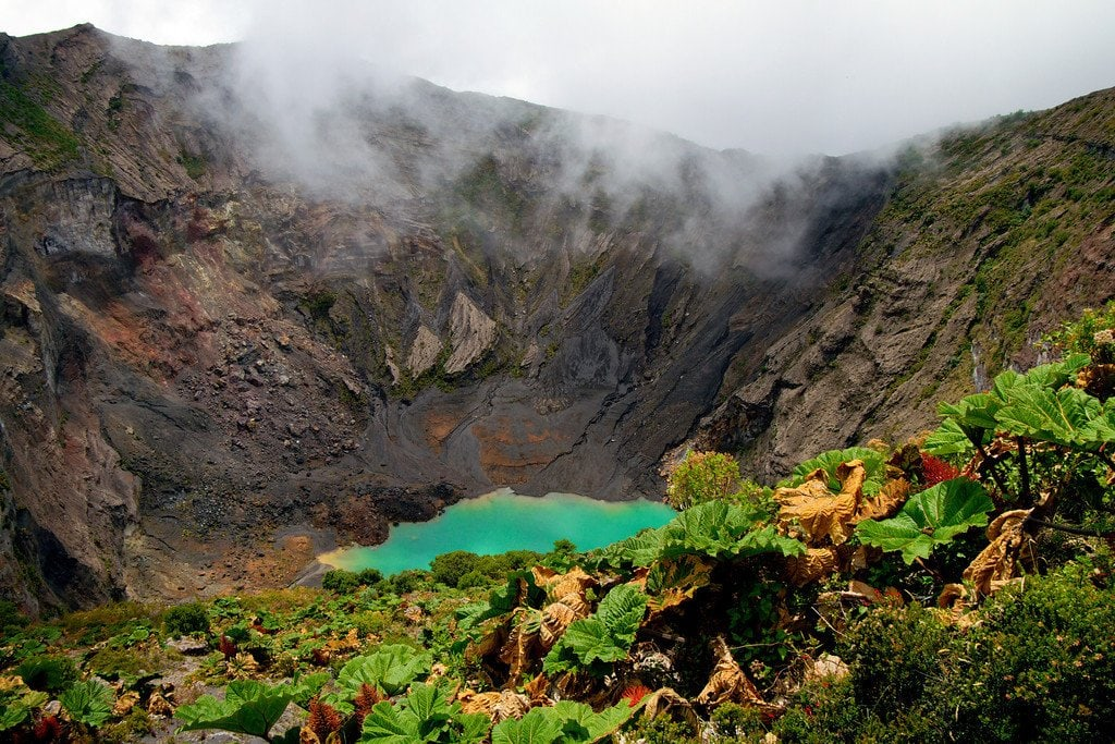 Volcano Irazu Costa Rica