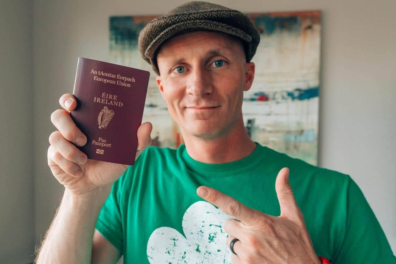How to Get Your Irish Citizenship