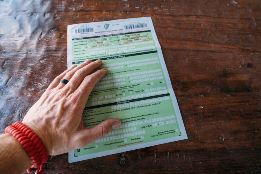 Applying For Irish Citizenship