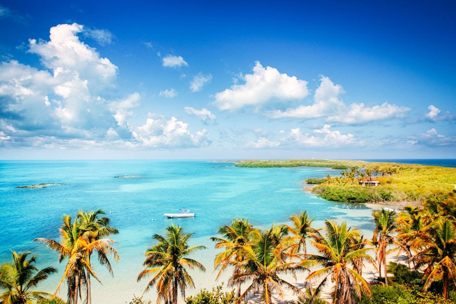 Isla Contoy Island