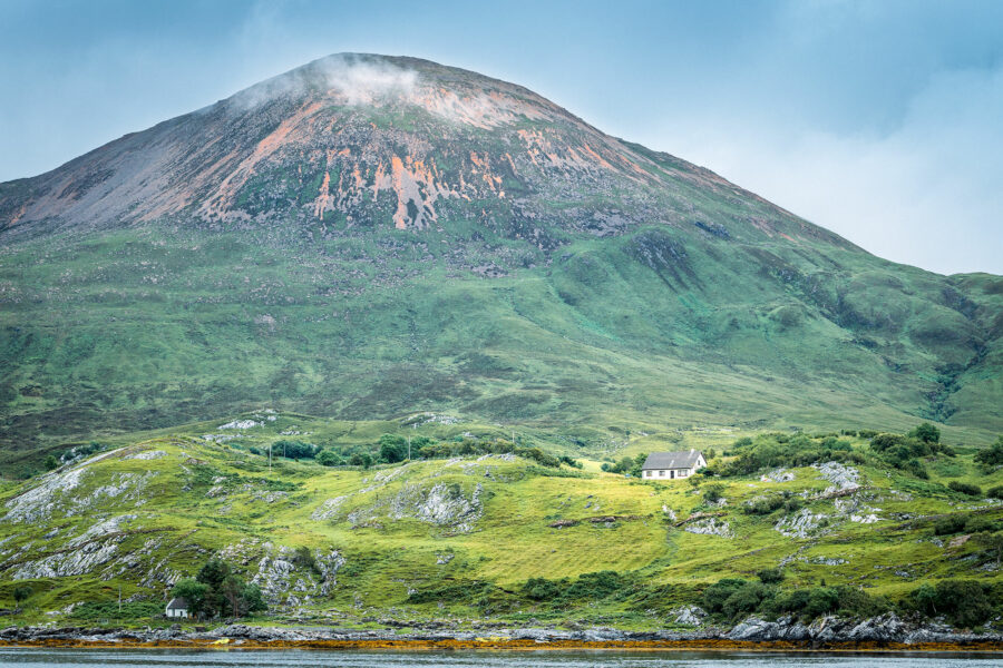 Red Cullin Mountains