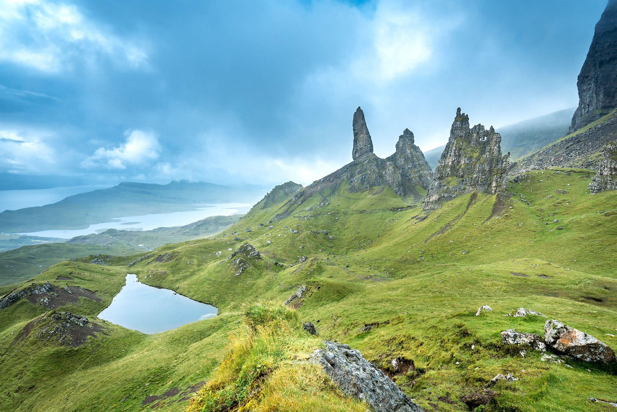 Isle of Skye Road Trip
