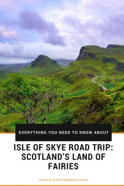 Everything to know about Isle of Skye #Scotland #Roadtrip