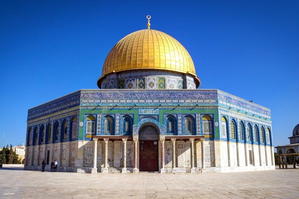 Jerusalem Religious Sites