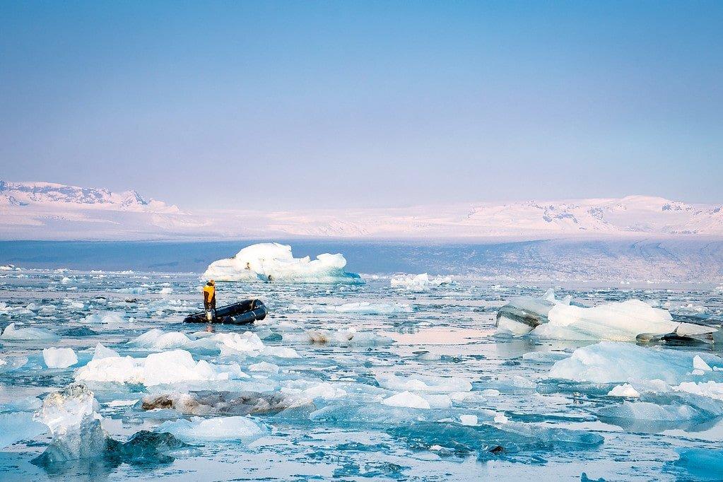 Jokulsarlon Iceland boat tours