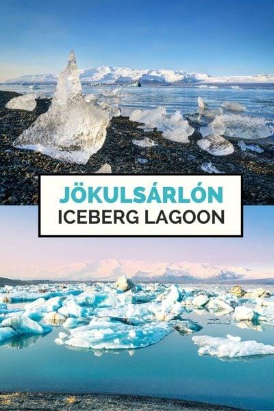 Iceland's Amazing Jökulsárlón Glacier Lagoon #Travelguide #Iceland