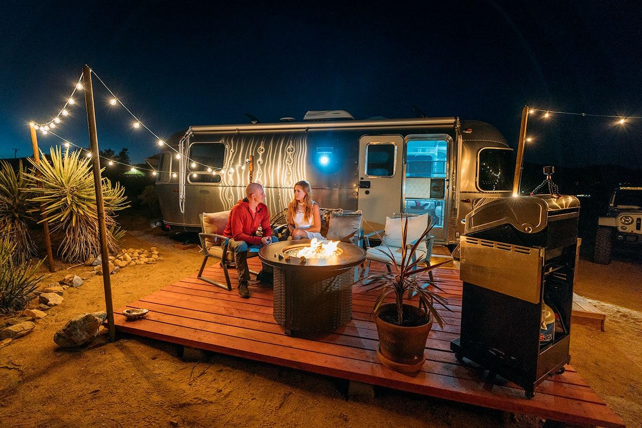 Airstream Airbnb