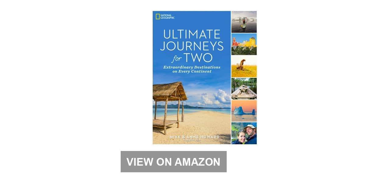 Couple's Travel Book