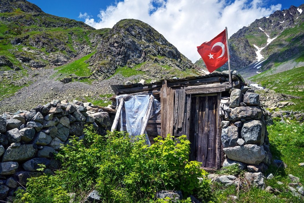 Kackar Village Turkey