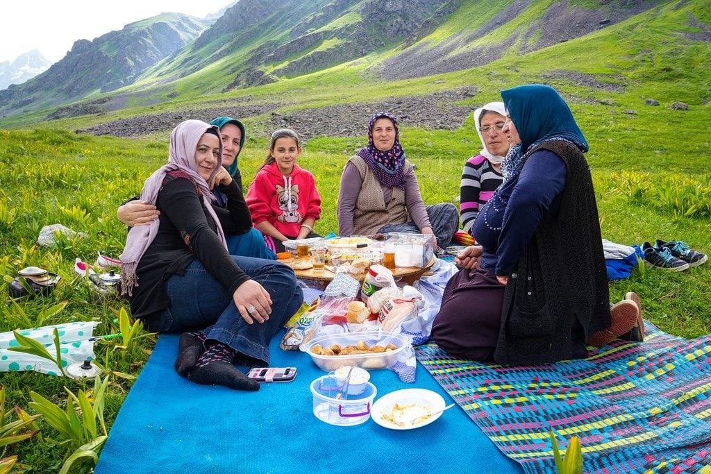 Kackar Mountains People